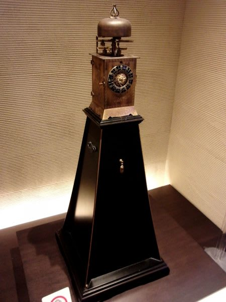 Various Daimyo Clocks will never let you get bored!