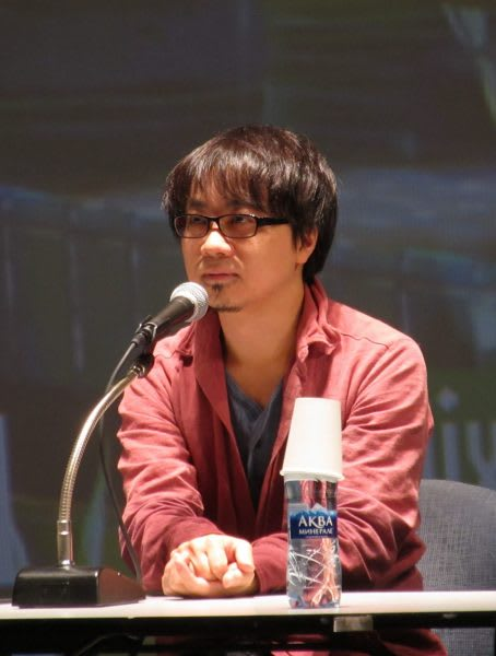 About Mr. Makoto Shinkai.