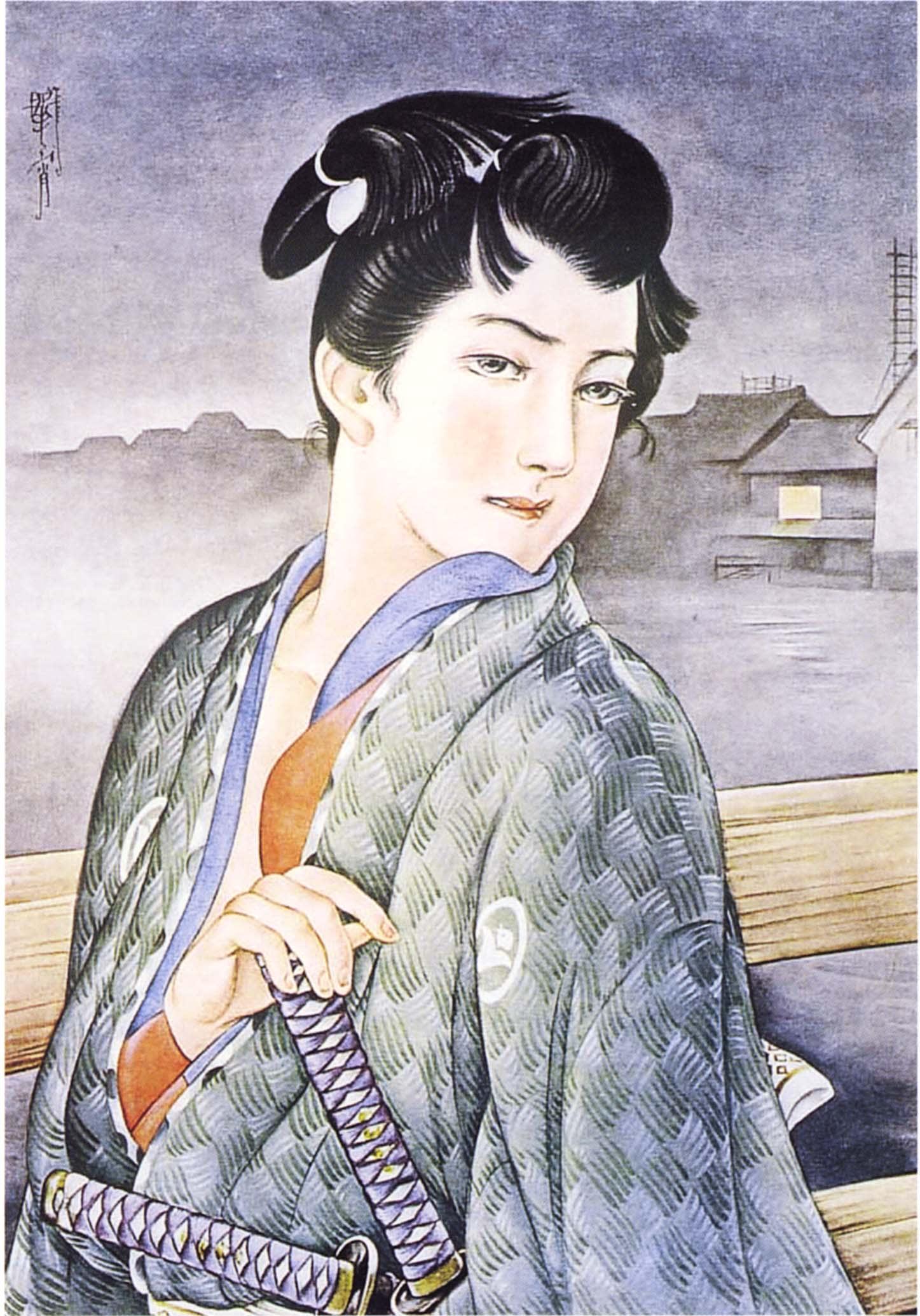 About Kashou Takebatake and Yumeji Takehisa