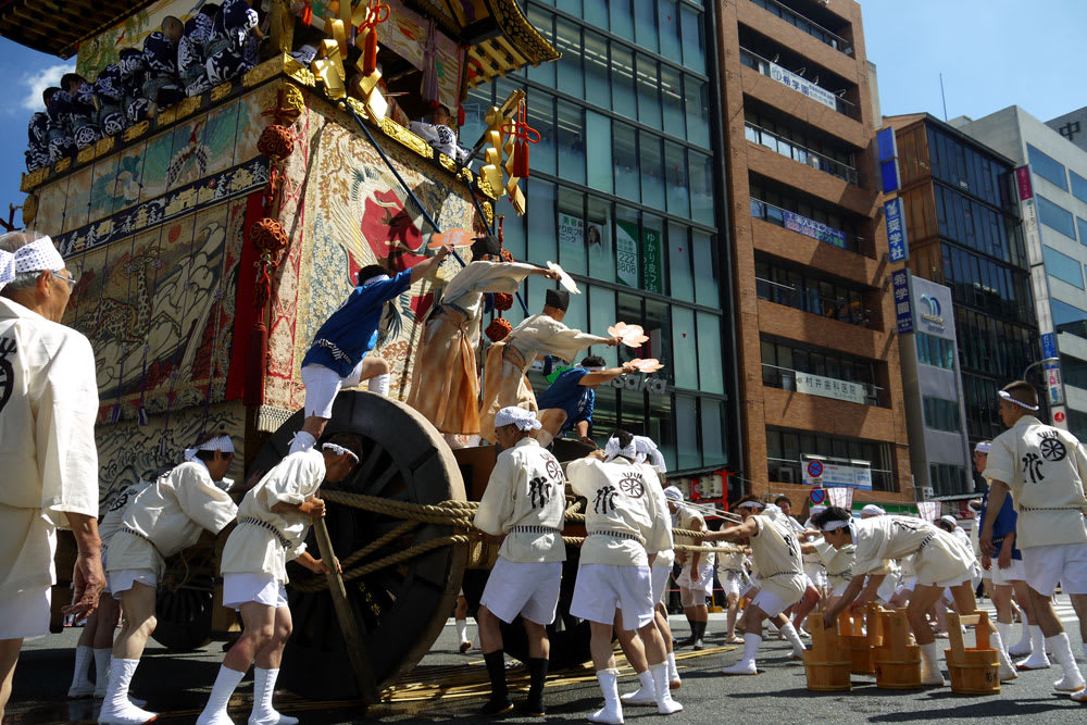"Best 7 Traditional Festivals ""Matsuri"" Guide in Kyoto, July 2017 (w"