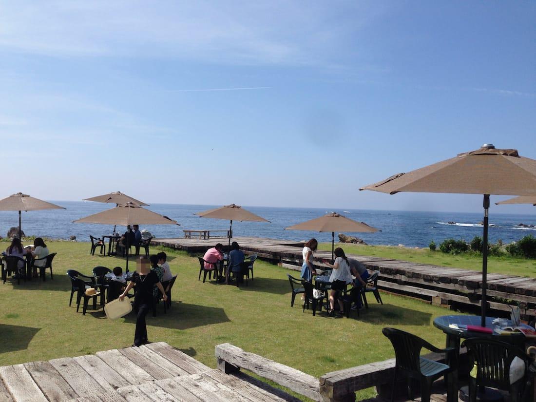 Cafe Mare in Fukui