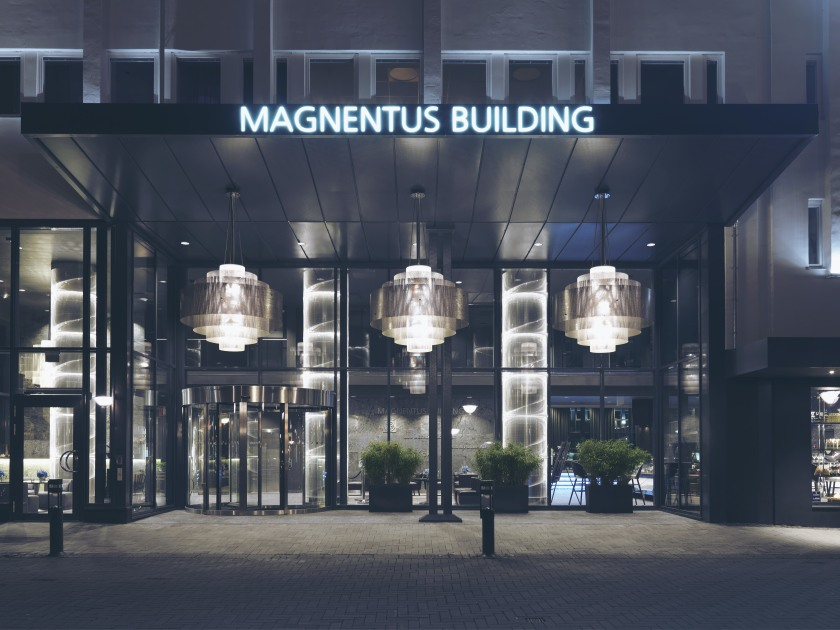 Magnentus Building