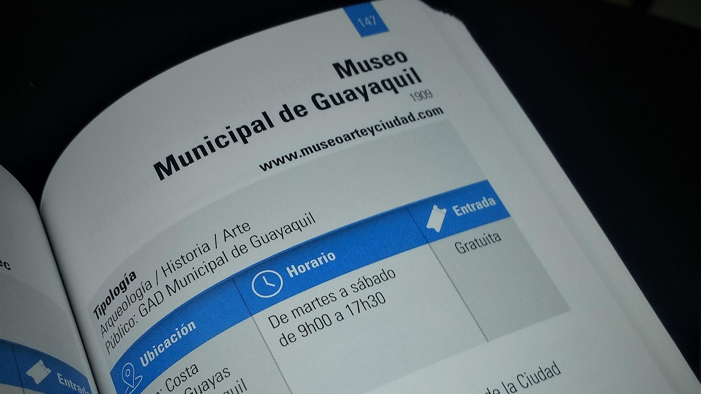 Fotografía de Directorio acoge datos de Museos de Ecuador