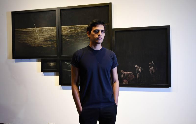 Fotografía de Teorías, la obra ganadora del Salón de Julio 2018