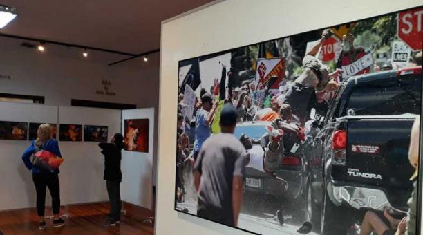 Fotografía de La exposición anual del World Press Photo 2018 arriba a Guayaquil