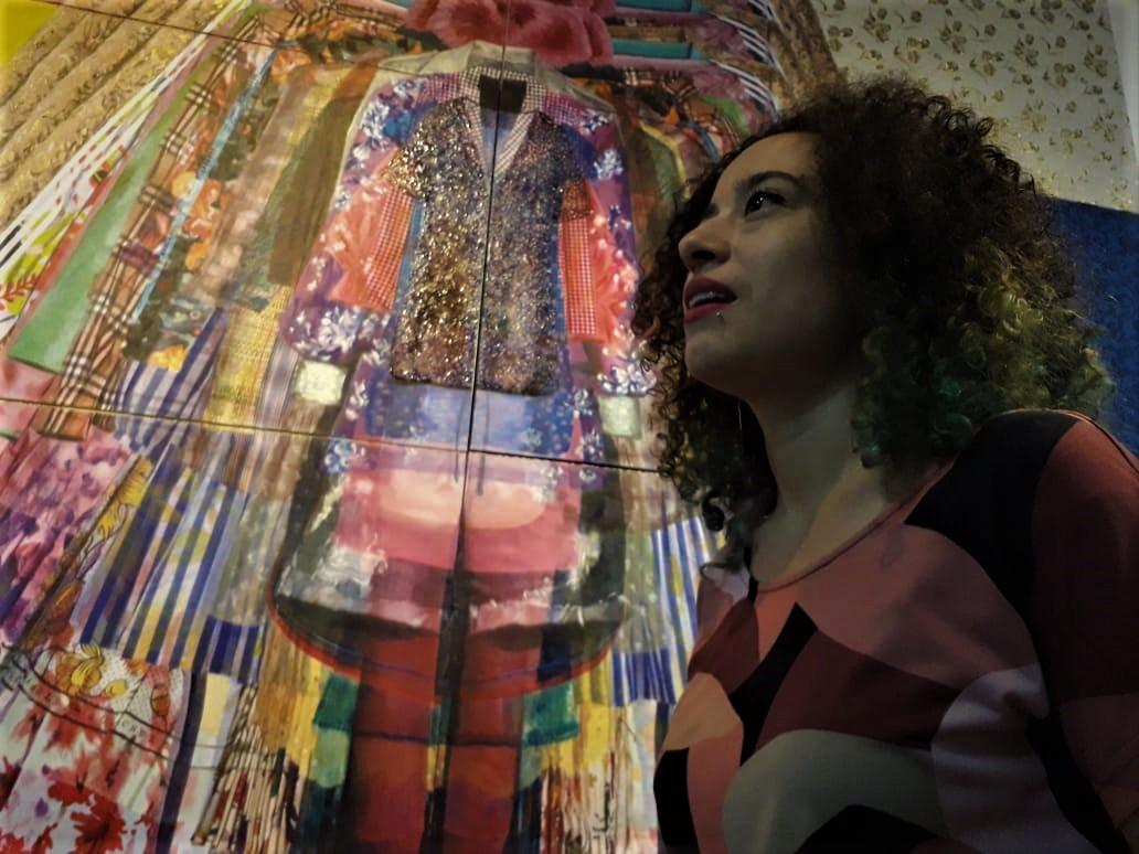 Fotografía de Salón de Julio - Pintura 'Fundación de Guayaquil'