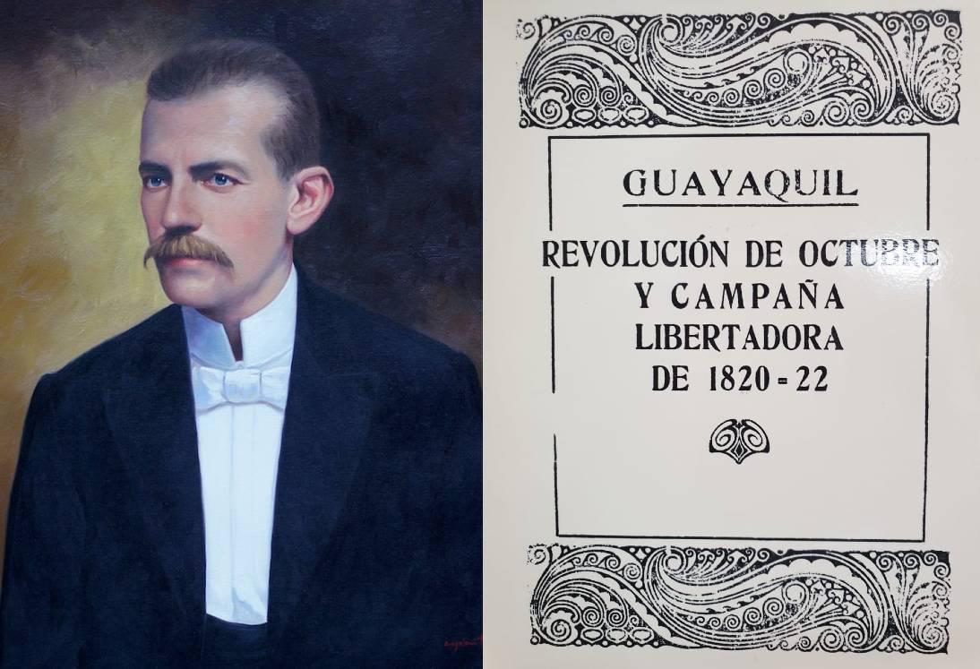 Revolución de Octubre y campaña libertadora de 1820-22