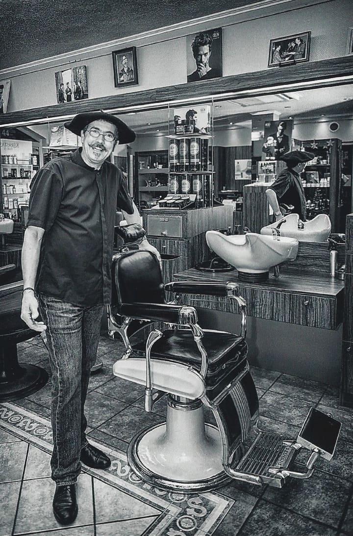 El Rubio Barbier