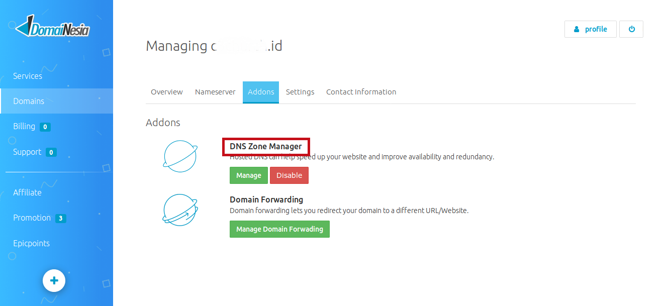 Sender Email Domain Authentication Settings Mtarget Tutorial
