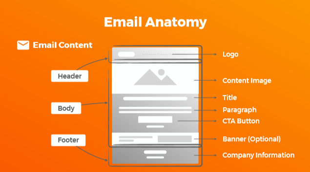 anatomi email marketing