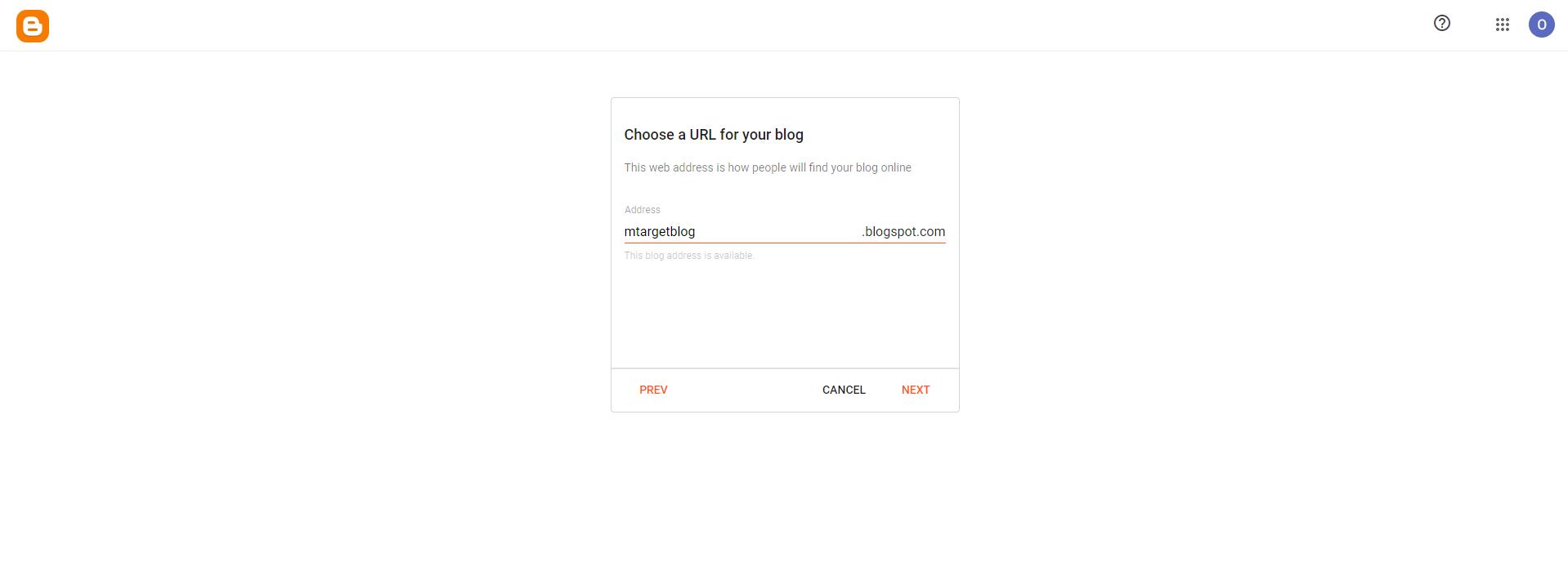 (Cara Membuat Blog di Blogspot)