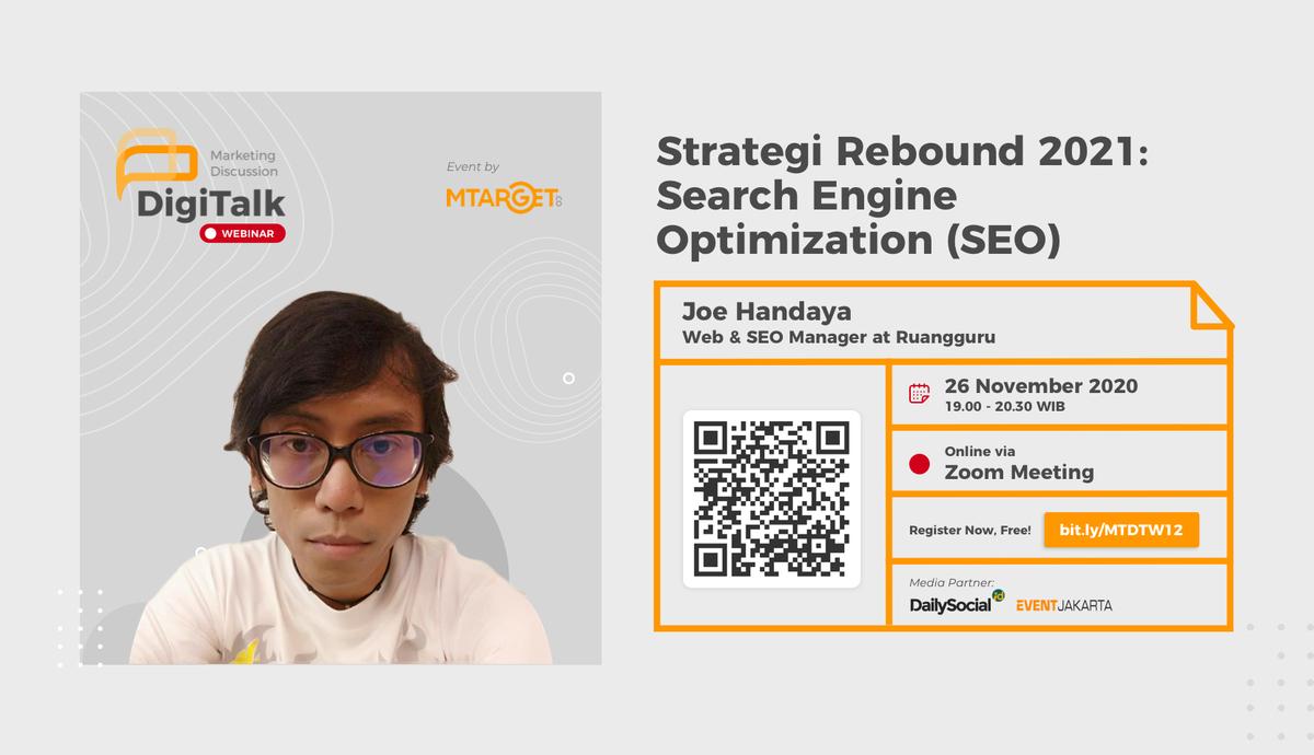 (Webinar SEO Marketing)