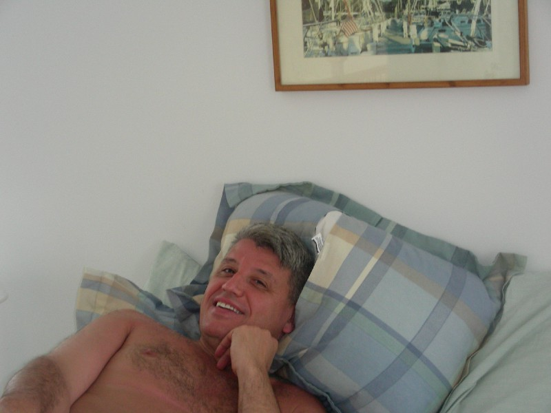 John Cole from the All Naturist Cleaning Service (image supplied)