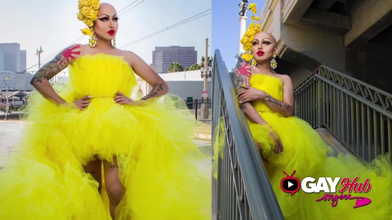 Ongina is one of the voices featured on Gayhub (image supplied)