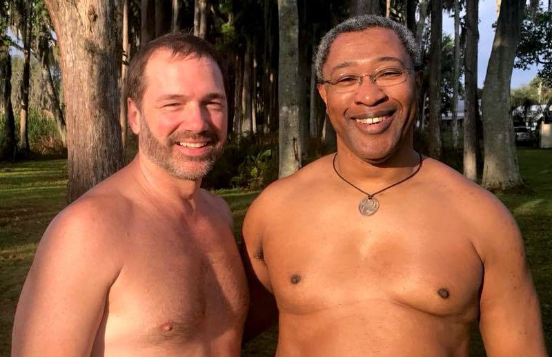 The Gathering (image courtesy of Gay Naturists)