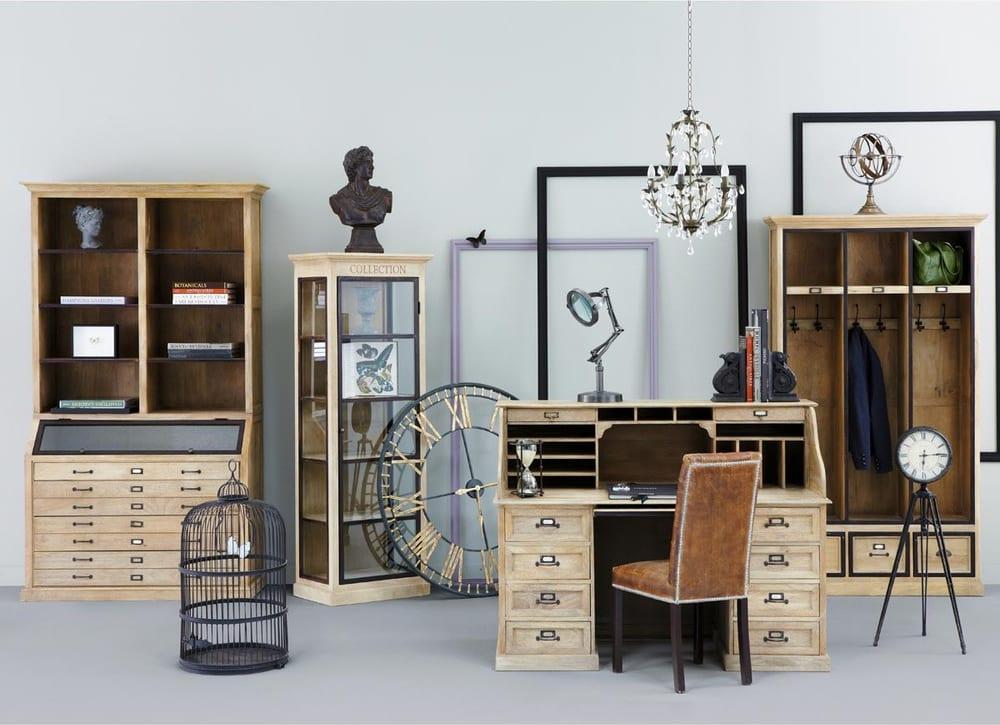 Meuble rangement bureau maison du monde: chambre meuble rangement