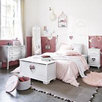 Alfombra oveja de imitación a piel rosa 90x60 Blush