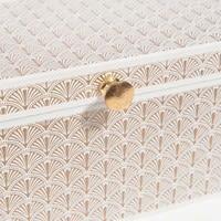 wooden jewellery box Bernay
