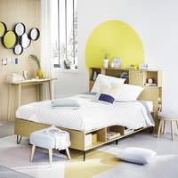 Bett mit Lattenrost und Schubkästen, 140x190 Cody