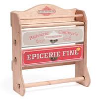 """Épicerie Fine"" kitchen roll dispenser"