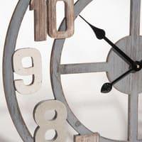 Horloge effet vieilli D.60 Luneray