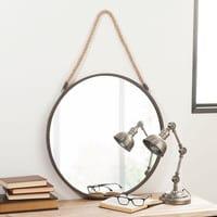 Miroir en métal D60 Blake Rusty