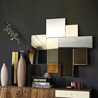 Miroir teinté H 108 cm Klara