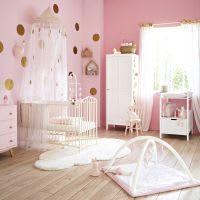Musikmobile für Babys, weiß und rosa, Bird Song