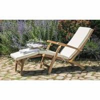 Off-White Sun Lounger Cushion Oléron