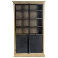 Recycled Pine Display Case Voltaire