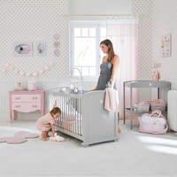 Roze pluchen  knuffelkonijn H23 Bunny