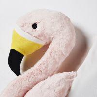 Sac de couchage enfant flamant rose
