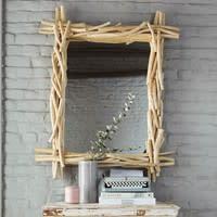 Spiegel Aus Treibholz H113 Rivage Maisons Du Monde