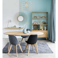 Table console blanche Austral