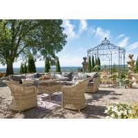 Table de jardin pliante en métal rose D58 Confetti | Maisons du Monde