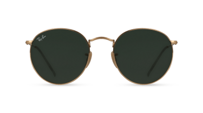 RAY-BAN RB 3447 ROUND METAL