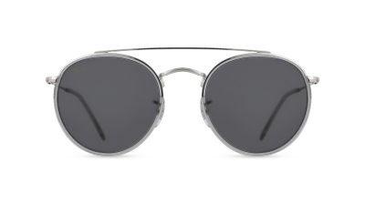 RAY-BAN RB 3647N ROUND DOUBLE