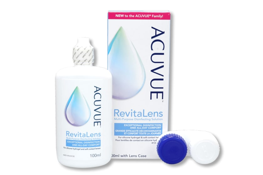 Acuvue (Complete) RevitaLens