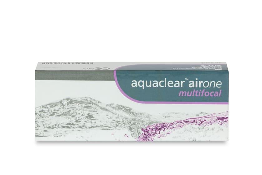 Aquaclear airOne multifocal