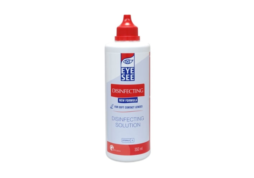 EyeSee Disinfecting Solution