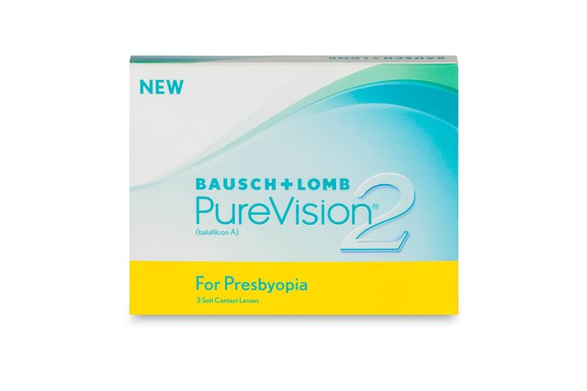 Pure Vision 2 for Presbyopia