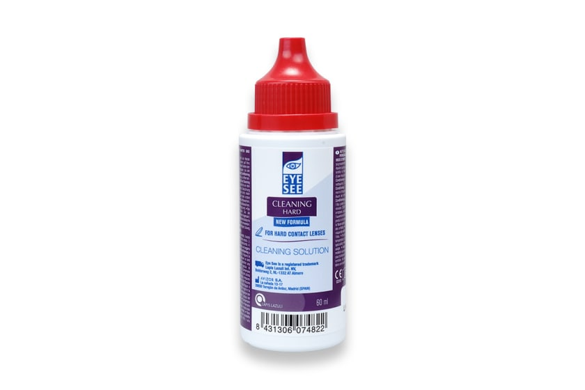 EyeSee Cleaning Solution hard