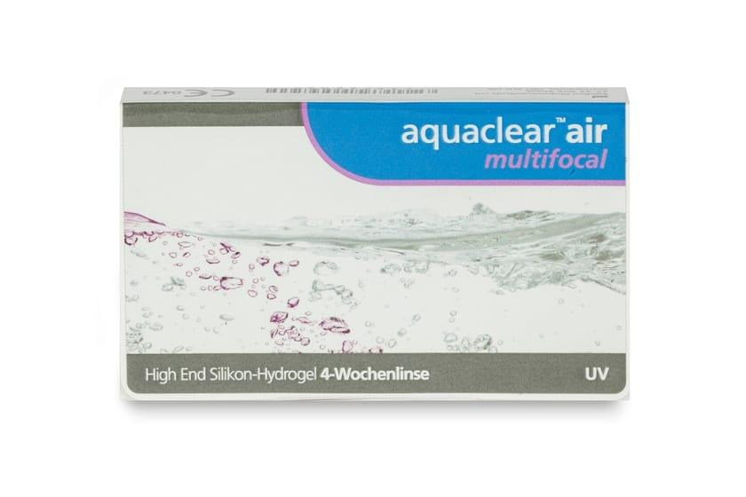 Aquaclear air multifocal
