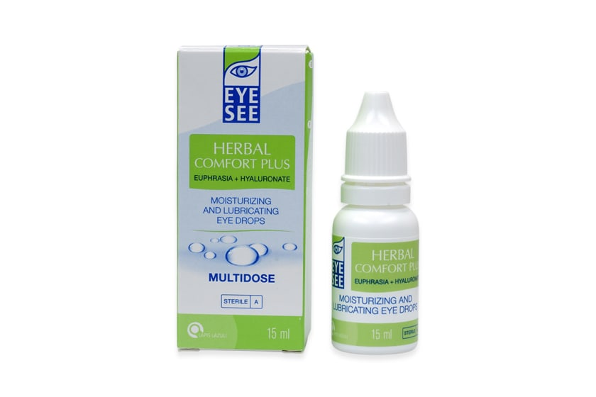EyeSee Herbal Comfort Plus