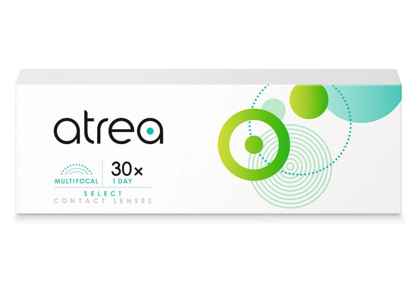 atrea select 1 day multifocal
