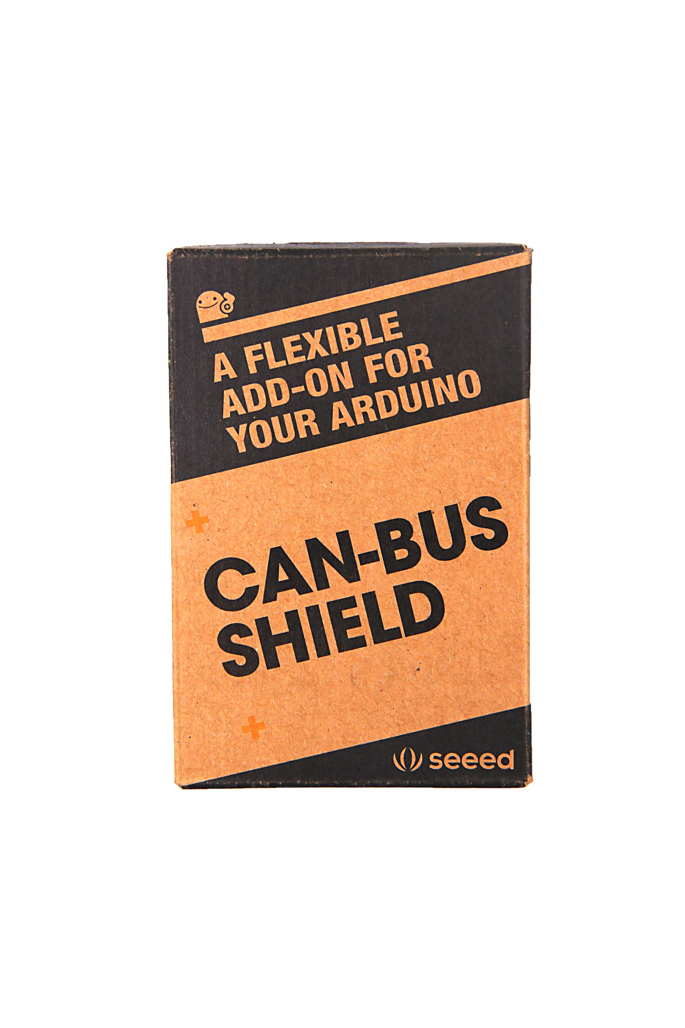 CAN-BUS Shield V2 汽車檢測擴展板