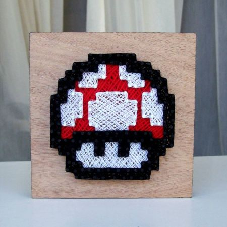 Super Mushroom for Super Mario fans