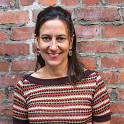 Anne Spalding - Dean