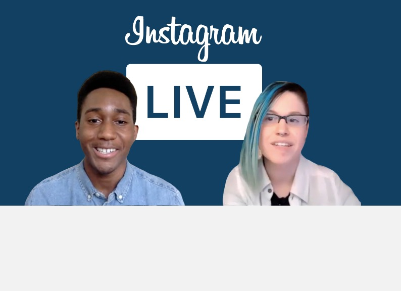 Check out our recent Instagram Live with student Andre and instructor Dani