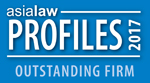 Asialaw Profile Outstanding Firm